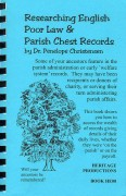 Researching English Poor Law & Parish Chest Records